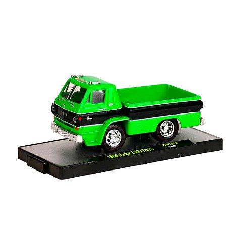 Dodge L600 Truck 1966 MOPAR GARAGE 1/64 M2 Machines