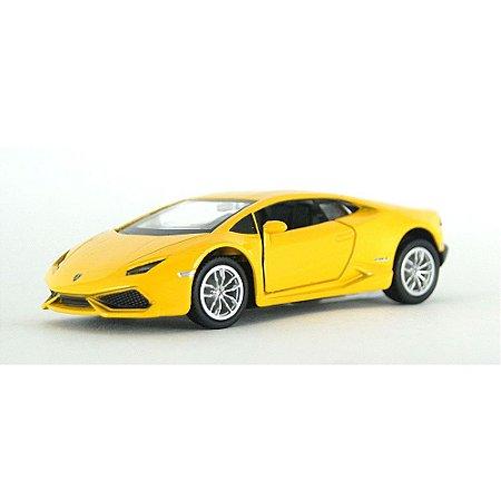 Lamborghini Huracán Luz e Som 1/32 Hot Wheels