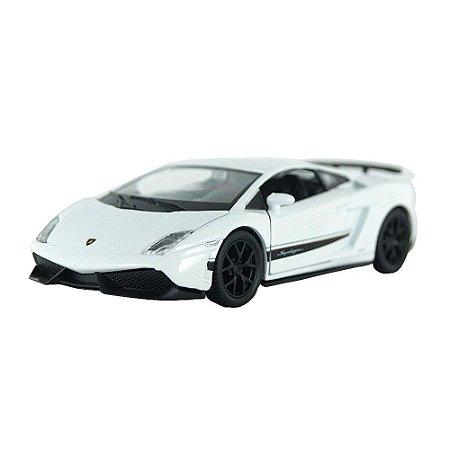 Lamborghini Gallardo LP 570-4 Superleggera Luz e Som 1/32 Hot Wheels