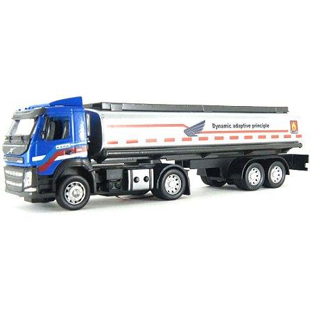 Volvo Tanque de Combustível Luz e Som 1/50 California Action