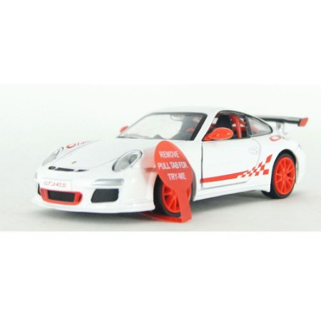 Porsche 911 GT3 RS Luz e Som 1/32 California Action