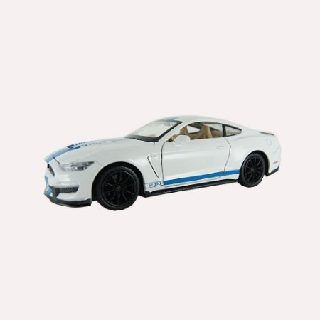 Ford Shelby GT350 Luz e Som 1/32 California Action