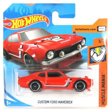 Ford Maverick Custon Muscle Mania 1/64 HotWheels