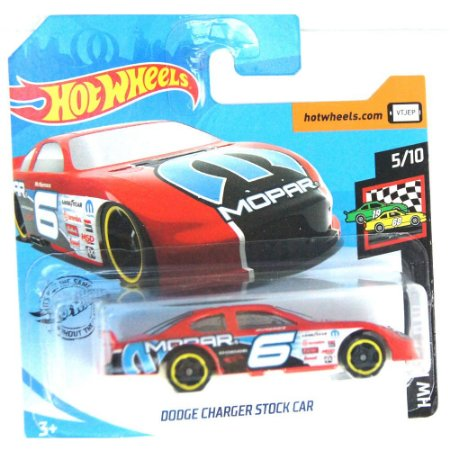 Dodge Charger Stock Car HW Race Day 164 HotWheels