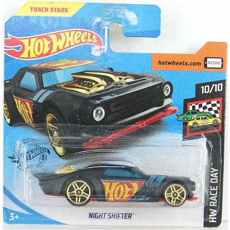 Night Shifter HW Race Day 1/64 Hot Wheels