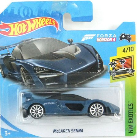 McLaren Senna HW Exotics 1/64 Hot Wheels