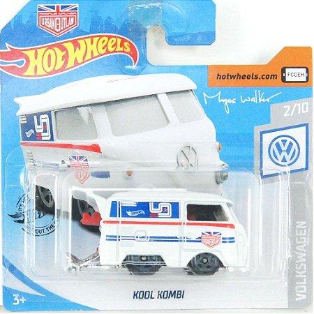 Kool Kombi Volkswagen 1/64 Hot Wheels