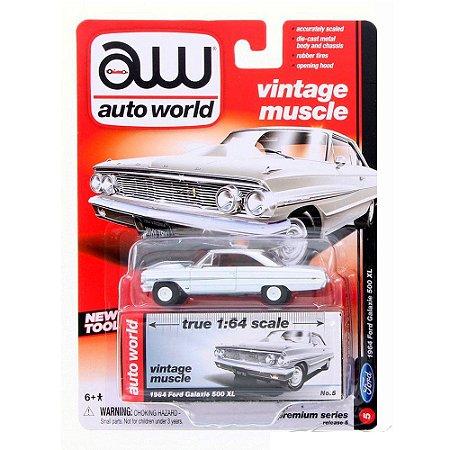 Ford Galaxie 500XL 1964 1/64 Auto World