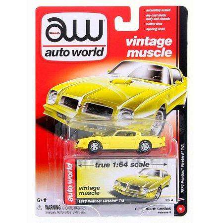 Pontiac Firebird T/A 1976 1/64 Auto World