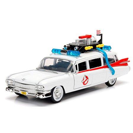 Ghostbusters Ecto-1 1/24 Jada Toys