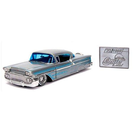 1958 Chevy Impala Streetflow Jada 20 anos 1/24 Jada Toys
