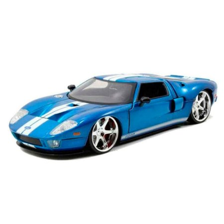 Miniatura 2005 Ford GT Fast And Furious 1/24 Jada Toys