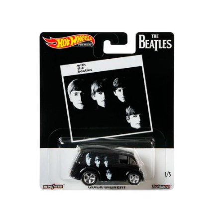 Quick D-Livery The Beatles 1/64 Hot Wheels