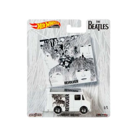 Combat Medic The Beatles 1/64 Hot Wheels