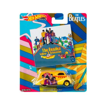 Deco Delivery Beatles 1/64 Hot Wheels
