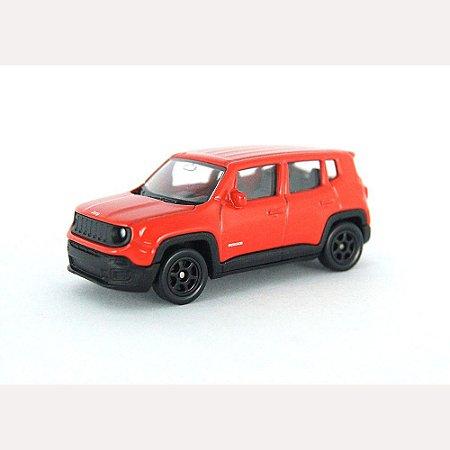 Jeep Renegade 1/64 California Minis