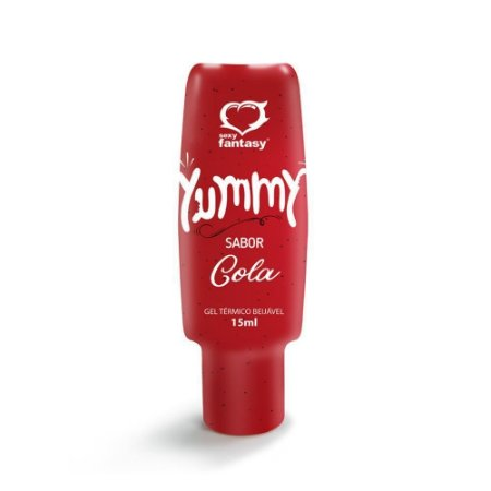 GEL TERMICO BEIJAVEL YUMMY 15ML COLA