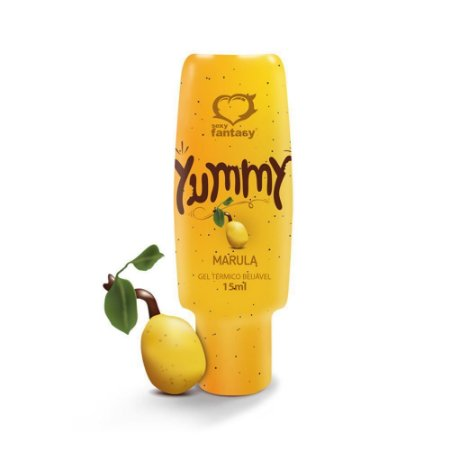 GEL TERMICO BEIJAVEL YUMMY 15ML AMARULA