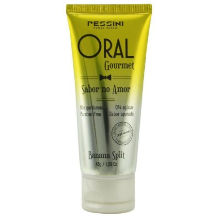 ORAL GOURMET BANANA SPLIT 35ML