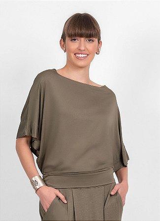 Blusa Borboleta Modal V.20