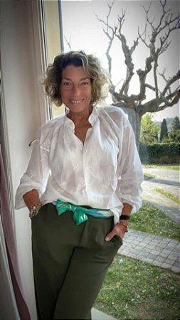 Calça Reta Consuelo Sued Inv.20