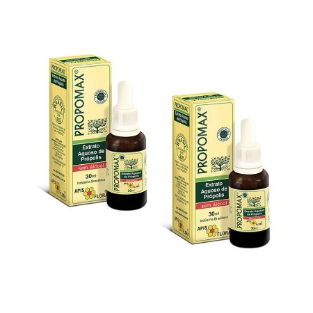 PROPOMAX® - Extrato de Própolis sem álcool 60 ml