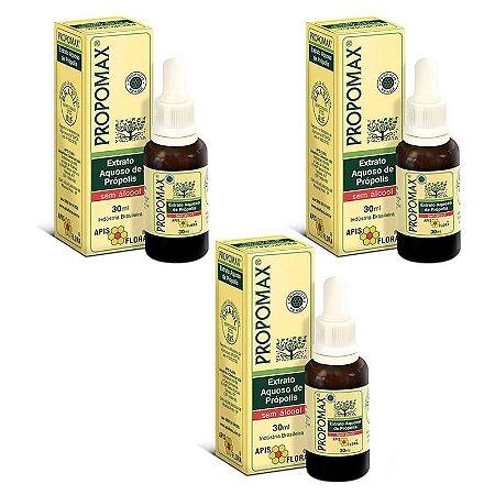 PROPOMAX® - Extrato de Própolis sem álcool 90 ml