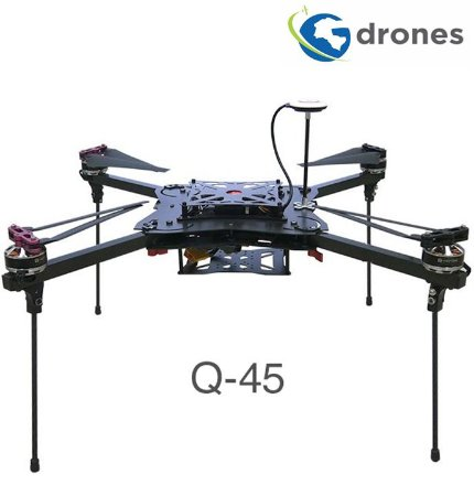 G-Drones Q-45 Drone Multirrotor