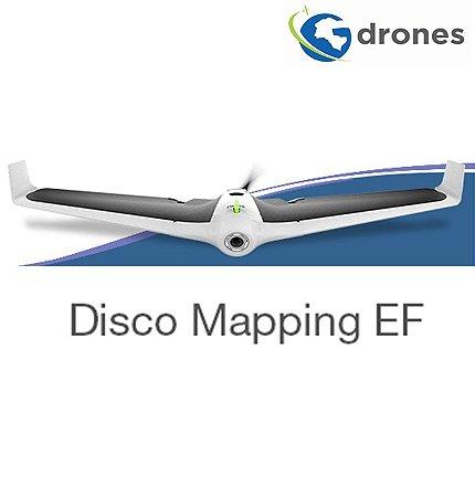 G-Drones Disco Mapping EF VANT Asa Fixa