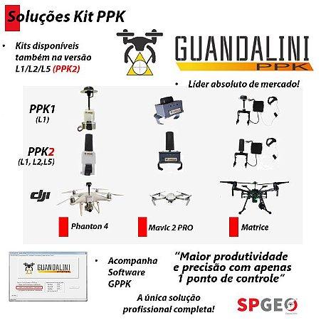 Kit PPK para Drone