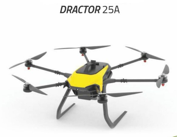 Xmobots Dractor 25A Drone RTK