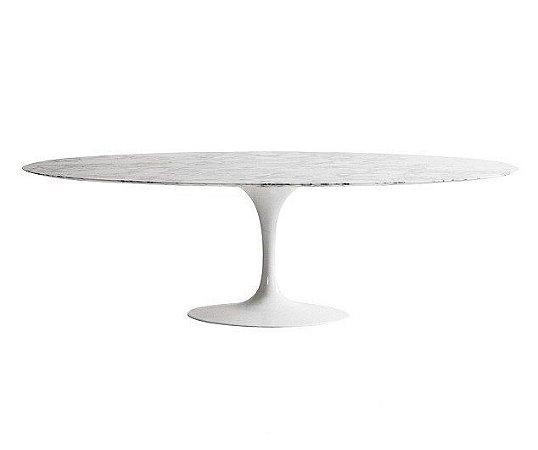 Mesa de Jantar Saarinen Elíptica