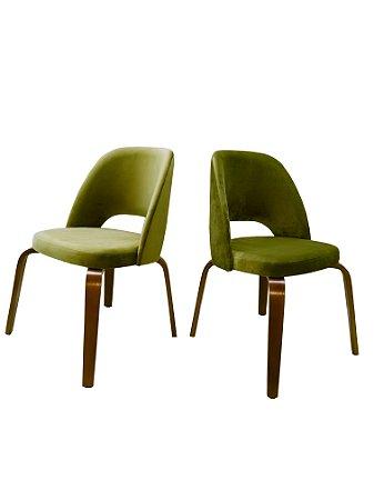 Cadeira Executiva Saarinen sem braço