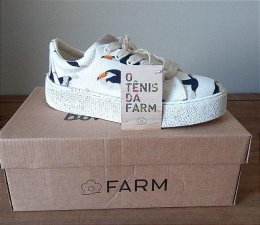 Tênis Farm Revoada de Verão