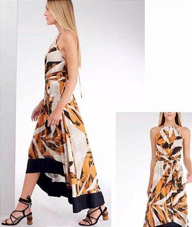 Vestido Animale Longo Gaudi