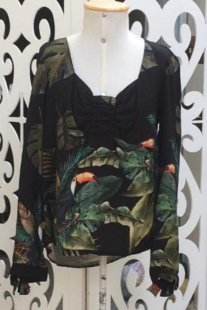 Camisa LHB Tucano