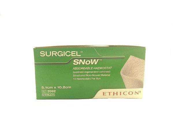 HEMOSTÁTICO ABSORVÍVEL SURGICEL® SNOW