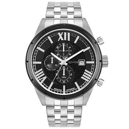 Relógio Technos Masculino GrandTech JS15FV/1P