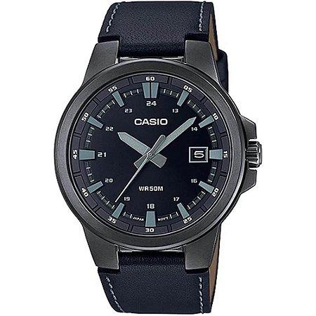 Relógio Casio Collection Masculino MTP-E173BL-1AVDF