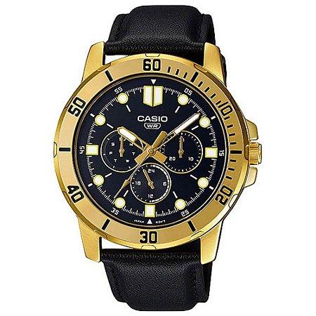 Relógio Casio Collection Masculino MTP-VD300GL-1EUDF