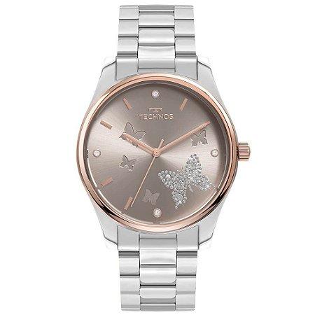 Relógio Technos Feminino Trend 2036MOG/1C
