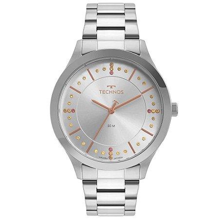 Relógio Technos Feminino Trend 2036MNJ/1T