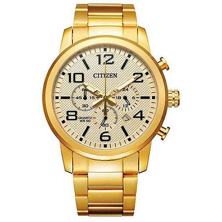 Relógio Citizen Masculino TZ20297G AN8052-55P