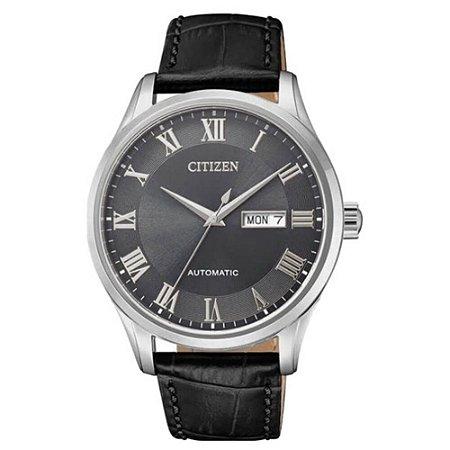 Relógio Citizen Masculino Automático TZ20797W NH8360-12H