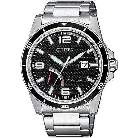 Relógio Citizen Masculino Eco-Drive TZ31196T AW7035-88E