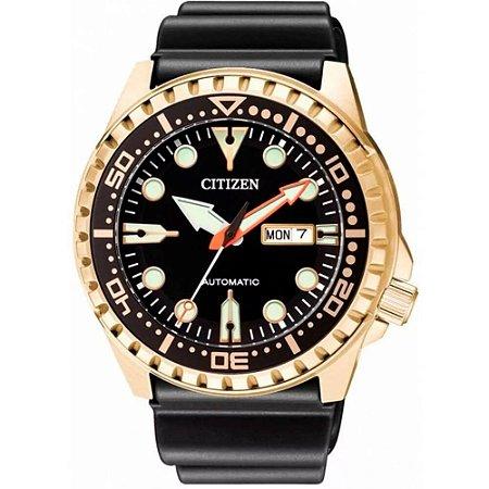 Relógio Citizen Masculino Automático TZ31123U NH8383-17E