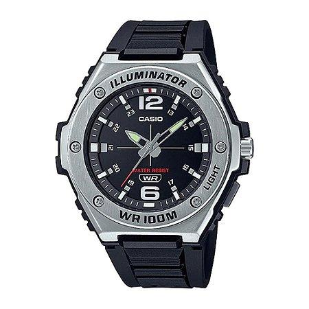 Relógio Casio Standard Masculino MWA-100H-1AVDF