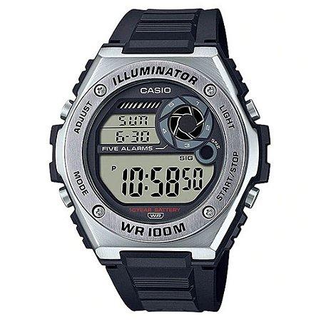 Relógio Casio Standard Masculino MWD-100H-1AVDF