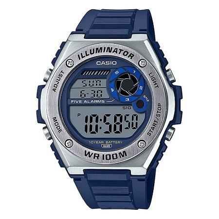 Relógio Casio Standard Masculino MWD-100H-2AVDF