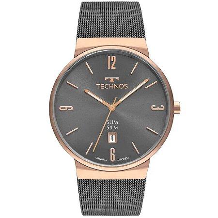Relógio Technos Slim Masculino GM10YN/4P